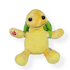 Build A Bear Plush Turtle 17 Inch Yellow Green Kid